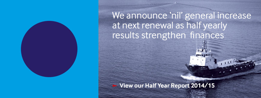 Half year results 2014-15