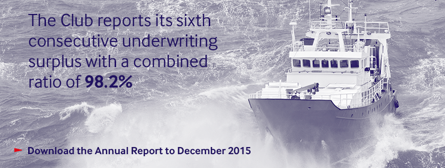 Annual Report to December 2015