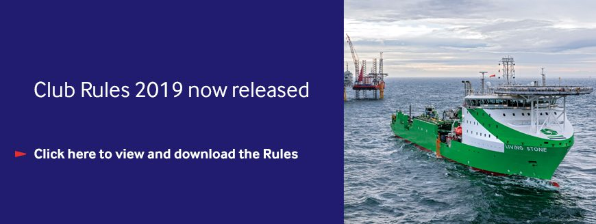 The Shipowners' Club - Protection and Indemnity (P&I)